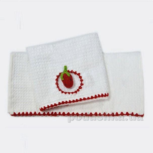 Набор кухонных полотенец TAC Strawberry