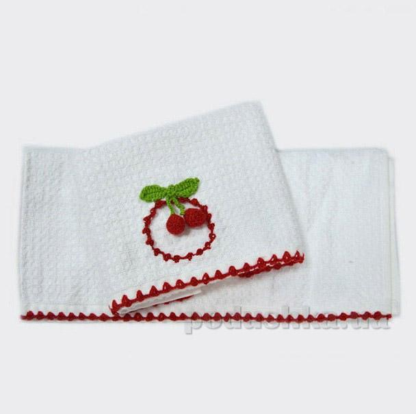 Набор кухонных полотенец TAC Cherry