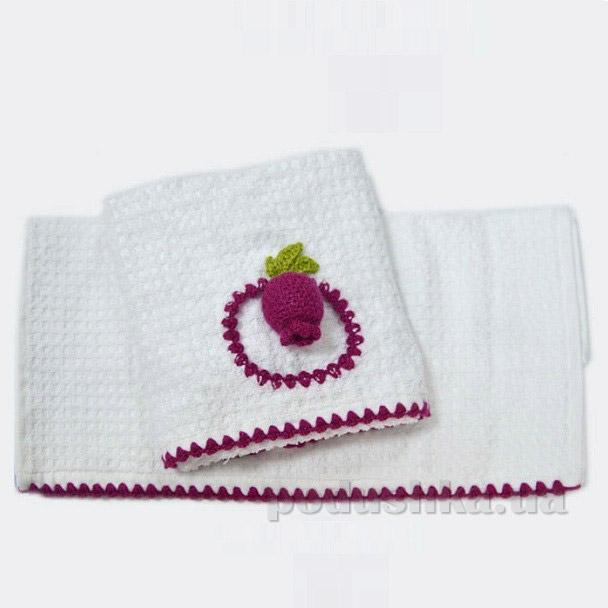 Набор кухонных полотенец TAC Pomegranate
