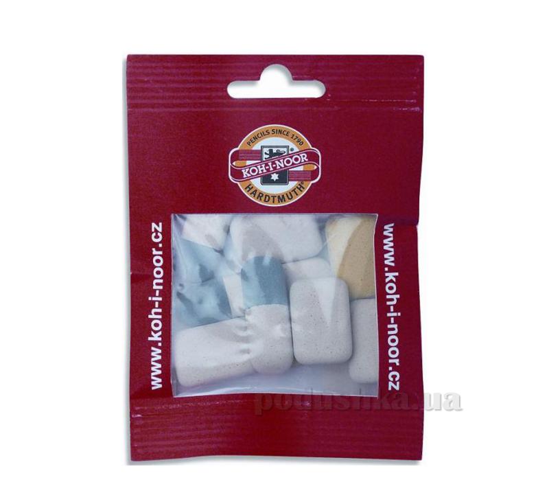 Набор ластиков в пакете Koh-i-Noor 6510