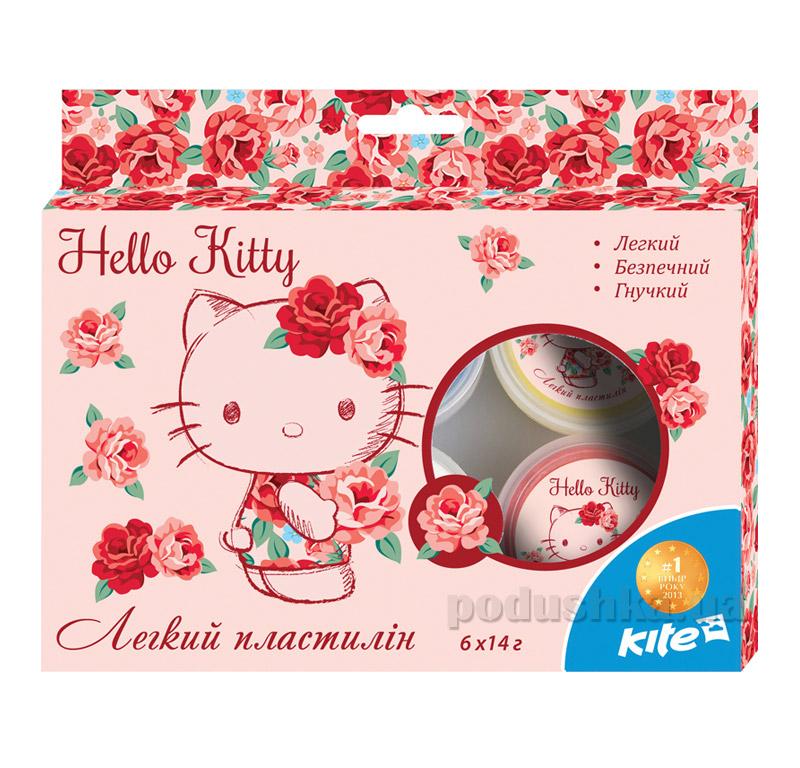 Набор легкого пластилина Hello Kitty Kite HK15-276K