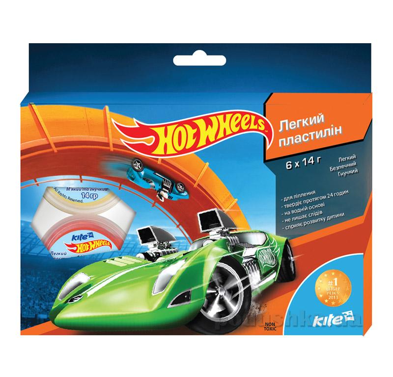 Набор легкого пластилина Hot Wheels Kite HW15-276K