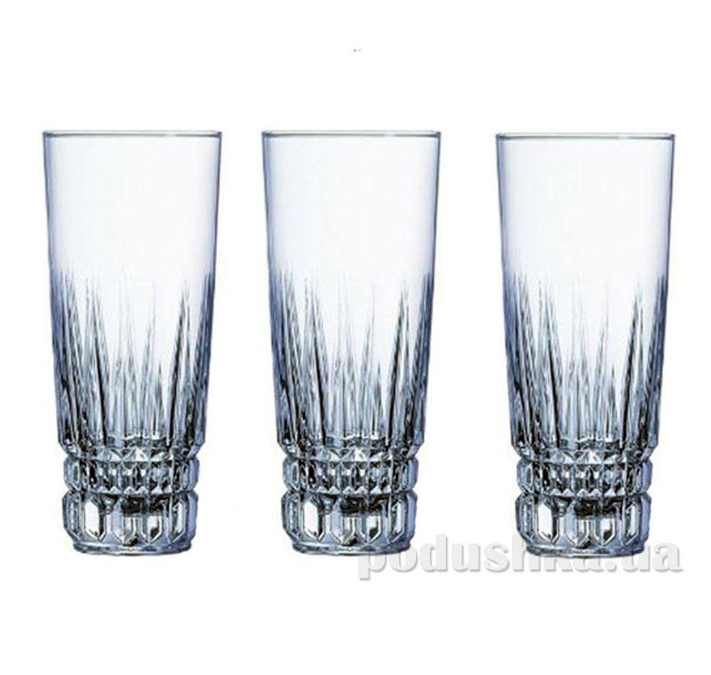 Набор высоких стаканов Luminarc IMPERATOR /3X310мл