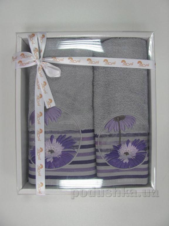 Набор махровых полотенец Arya Papatya