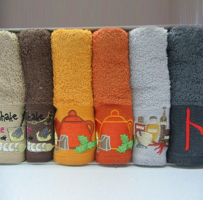 Набор махровых полотенец Arya Towelium