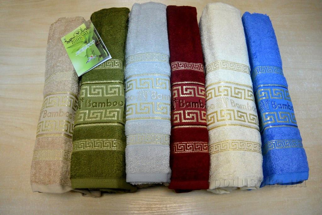 Набор махровых полотенец Hanibaba Bamboo Greec