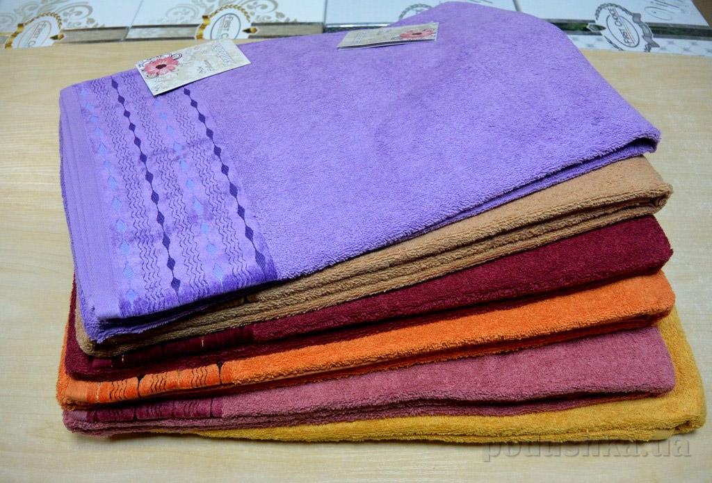 Набор махровых полотенец Hanibaba Inci