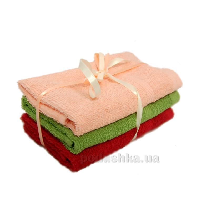 Набор махровых полотенец Home line 114418
