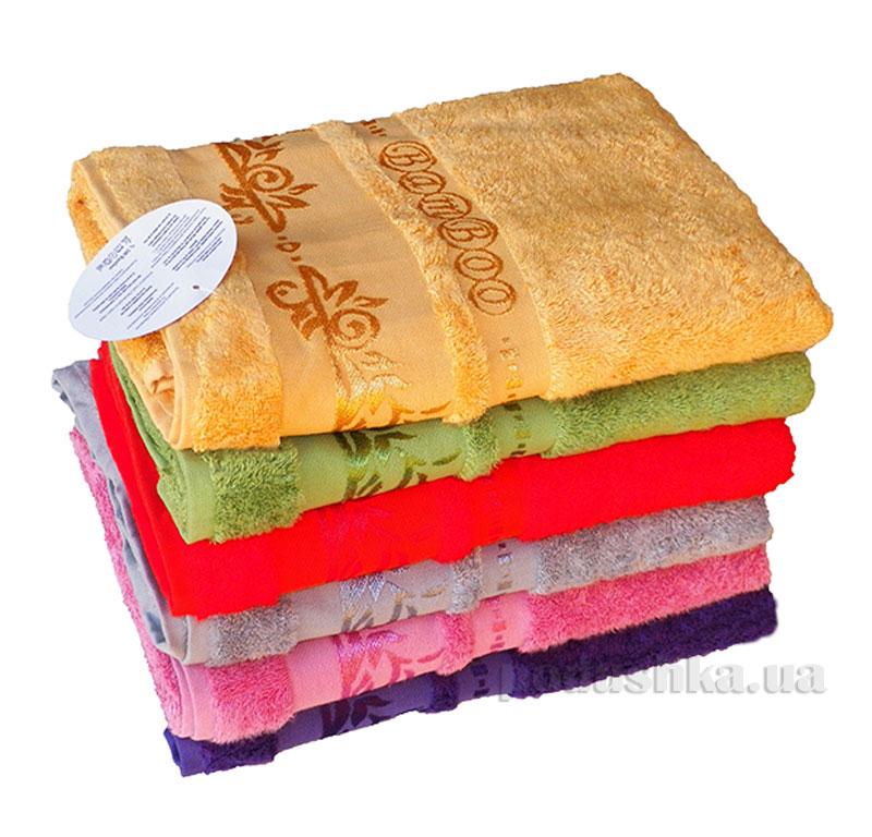 Набор махровых полотенец Izzihome Bamboo Stil Milano