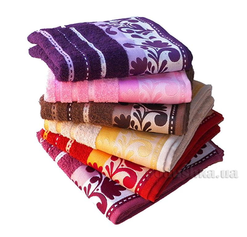 Набор махровых полотенец Izzihome Melody