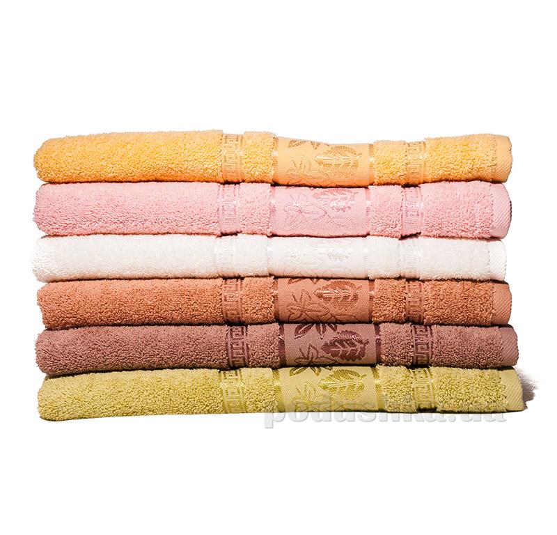 Набор махровых полотенец Izzihome S.L. Кленовый лист