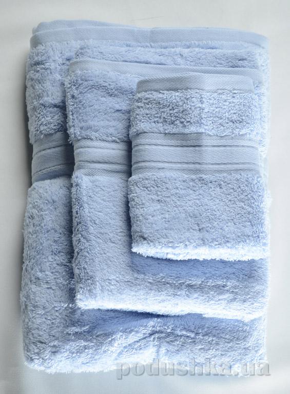 Набор махровых полотенец Land's end голубой