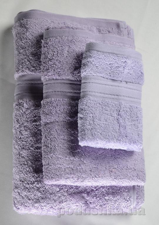Набор махровых полотенец Land's end сиреневый