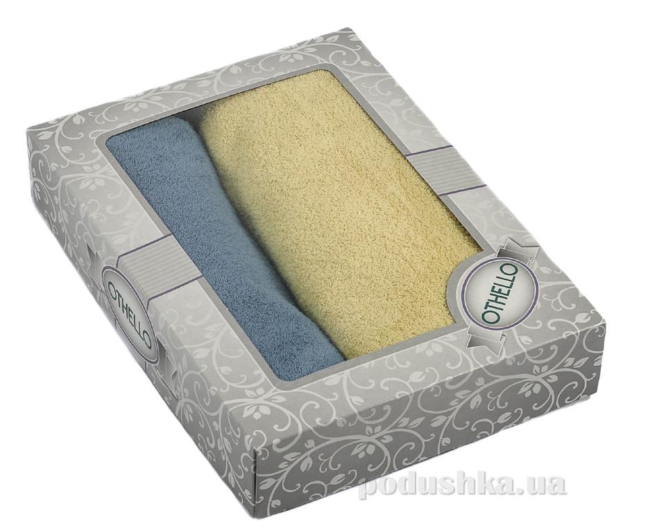 Набор махровых полотенец Othello Mania 4625781