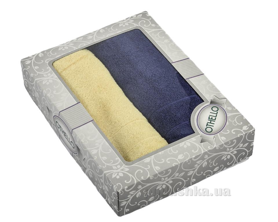 Набор махровых полотенец Othello Mania 4625783