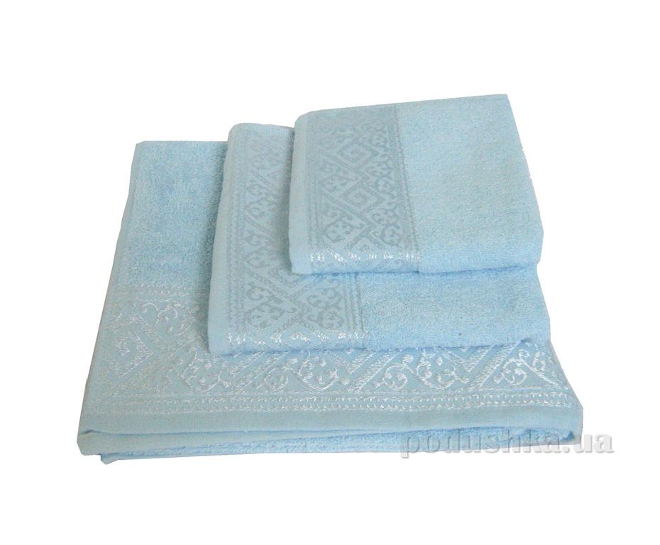 Набор махровых полотенец Португалия Majolica небесно-голубой