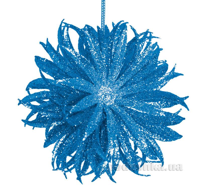 Набор новогодних украшений Снежинка Новогодько 972128