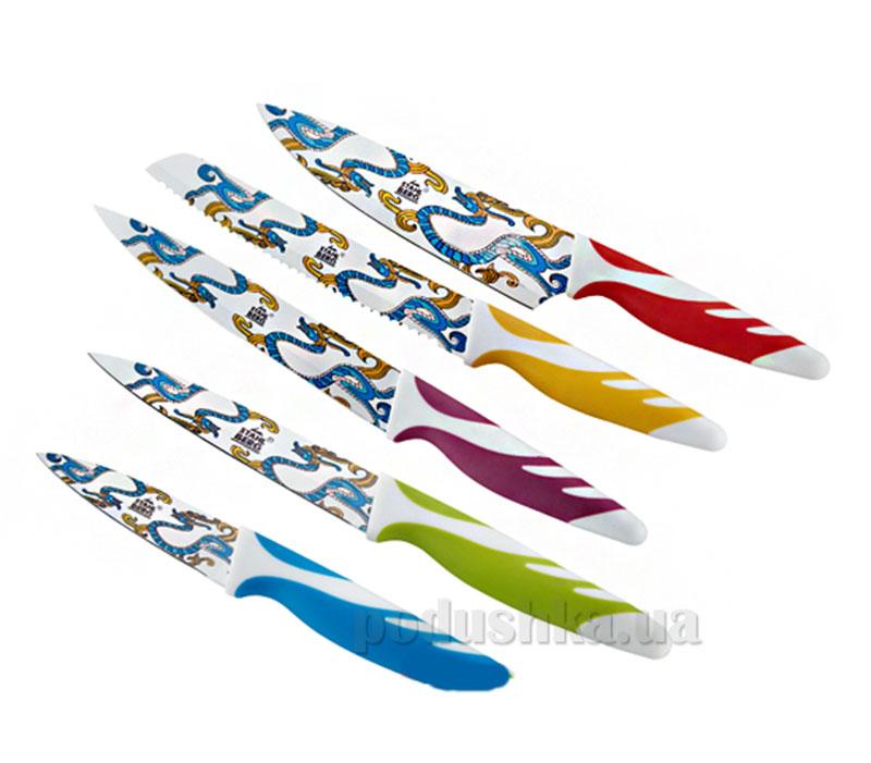 Набор ножей 5 предметов Stahlberg 6654-S