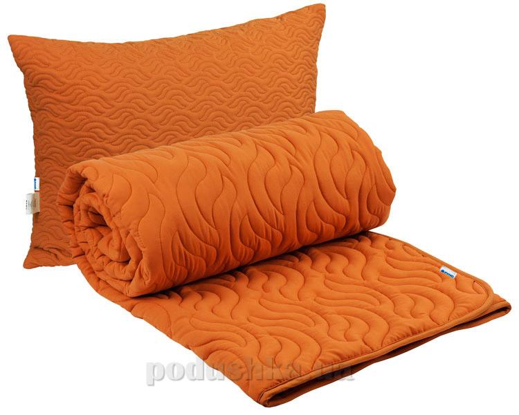 Набор одеяло демисезонное и подушка Руно Fire