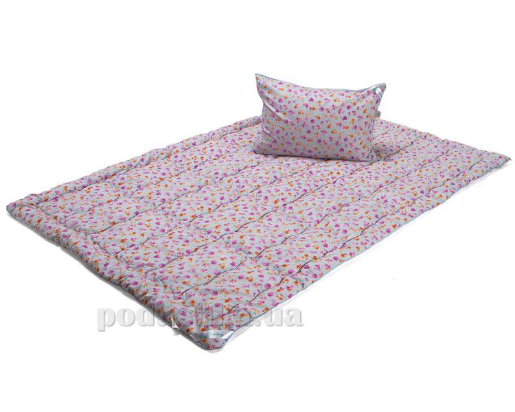 Набор одеяло демисезонное и подушка Руно Кантри