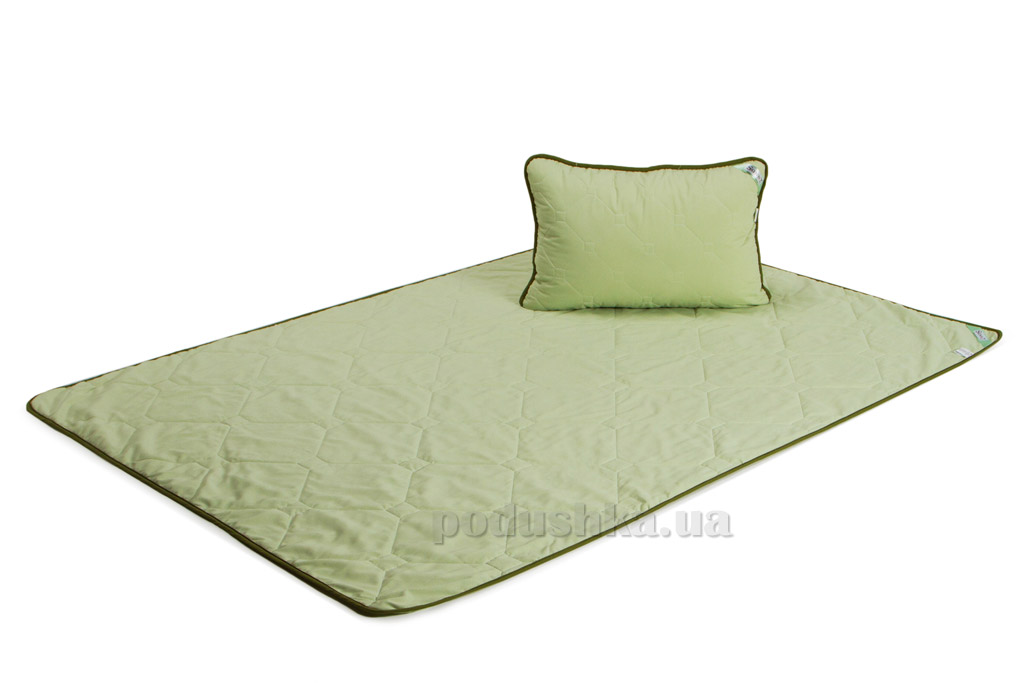 Набор одеяло летнее и подушка Руно Sunny