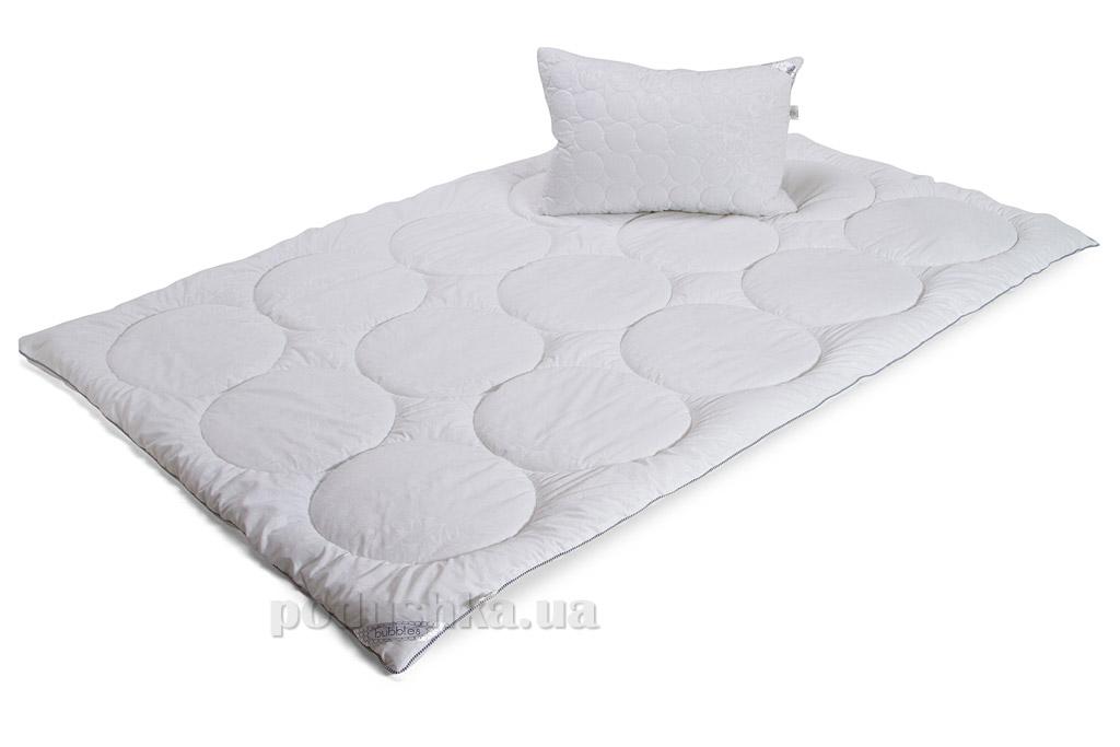 Набор одеяло зимнее и подушка Руно Шары