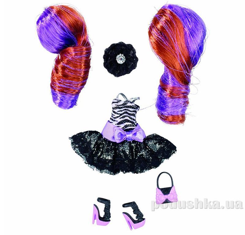 Набор одежды для куклы серии Вечерние наряды Черное платье 33013 Pinkie Cooper Bridge