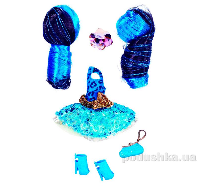 Набор одежды для куклы серии Вечерние наряды Голубое платье 33012 Pinkie Cooper Bridge