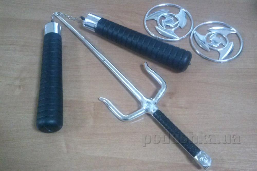 Набор оружия Ниндзя TMNT Toys