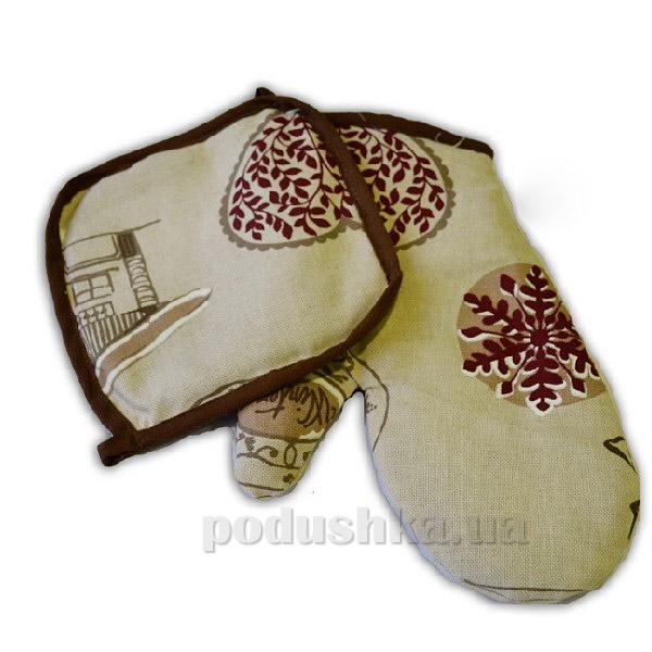 Набор Perrini Мирха прихватка и рукавичка 21099-3