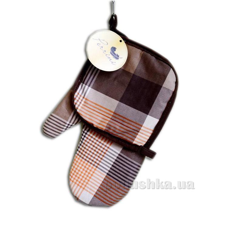 Набор Perrini Симфони прихватка и рукавичка 23251-3005