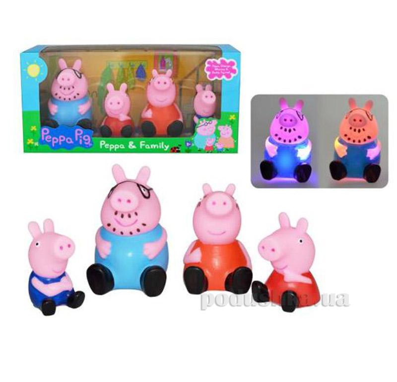 Набор персонажей Свинка Пеппа PP6002A