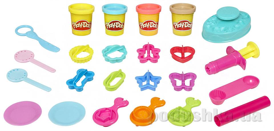 Набор пластилина Банка со сладостями Hasbro 38984