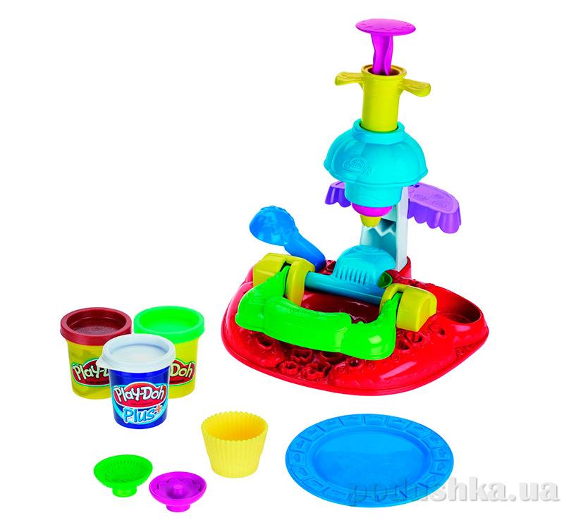 Набор пластилина Фабрика печенья A0320 Hasbro Play-Doh