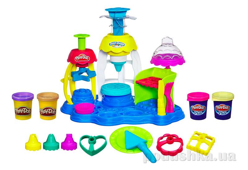 Набор пластилина Фабрика пирожных A0318 Hasbro Play-Doh