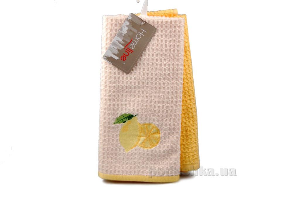 Набор полотенец для кухни Home line Лимоны