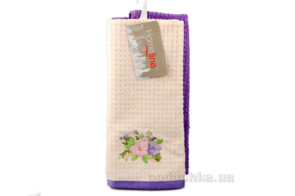 Набор полотенец для кухни Home line Цветы