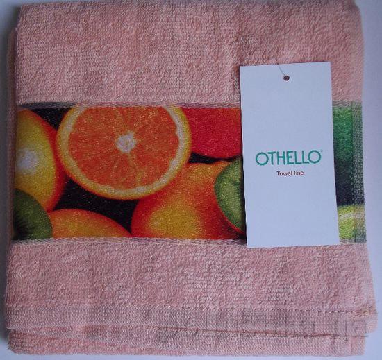 Набор полотенец для кухни Othello Kitchen персиковый 40х60 см - 2 шт Othello