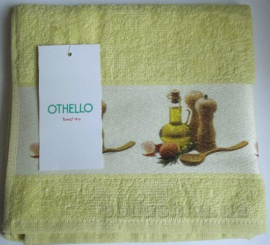 Набор полотенец для кухни Othello Kitchen желтый 40х60 см - 2 шт Othello