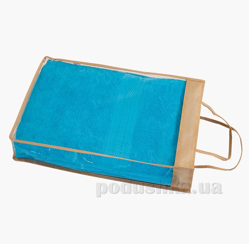 Набор полотенец махровых Ярослав nr mh 13 голубые