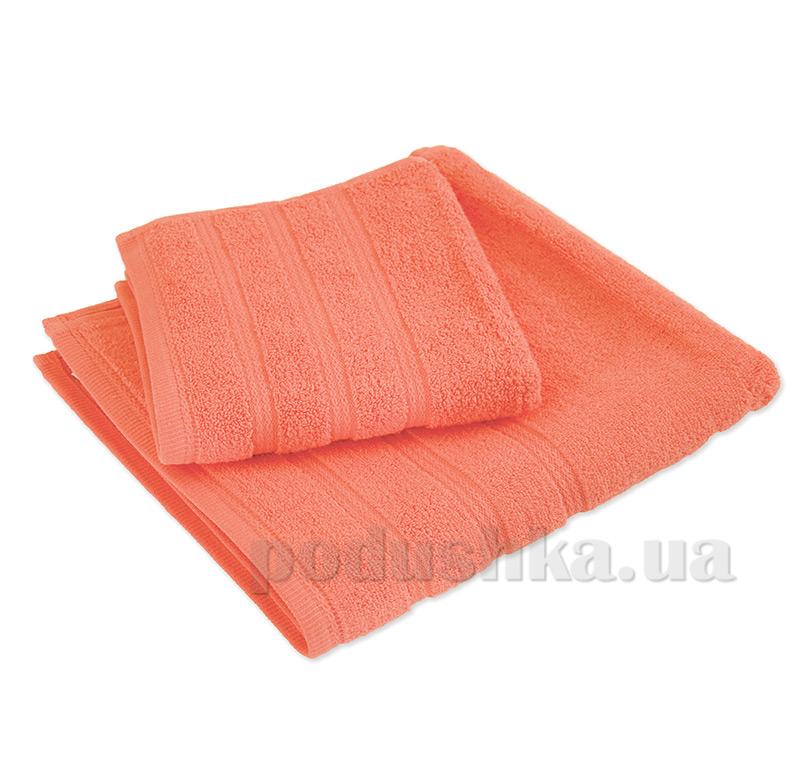 Набор полотенец махровых Ярослав ствист персик