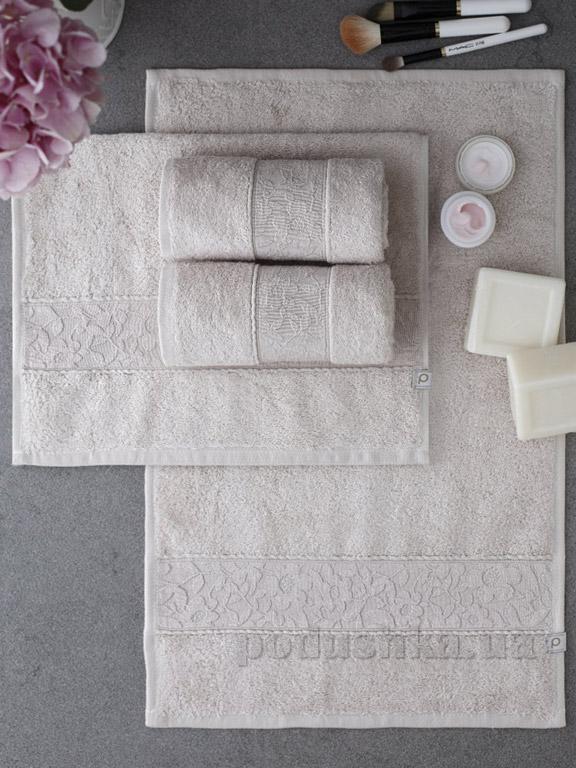 Набор полотенец Pavia Solid beige бежевый - 4 шт