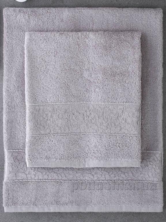Набор полотенец Pavia Solid Light Lila светло-фиолетовый - 2 шт