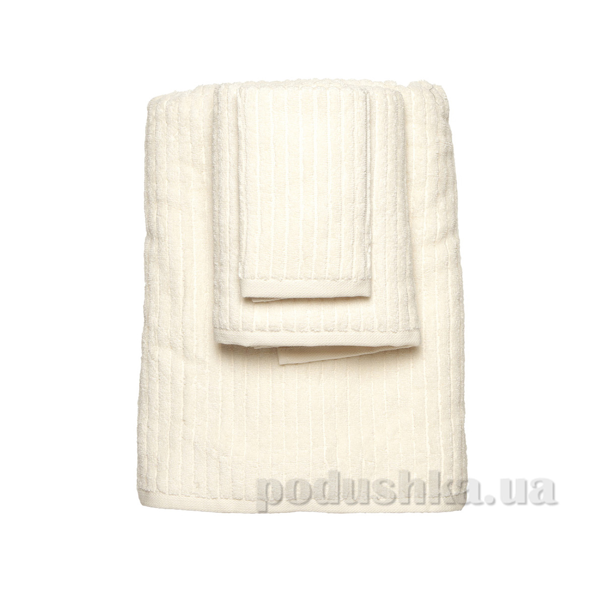 Набор полотенец Pavia Stripe cream