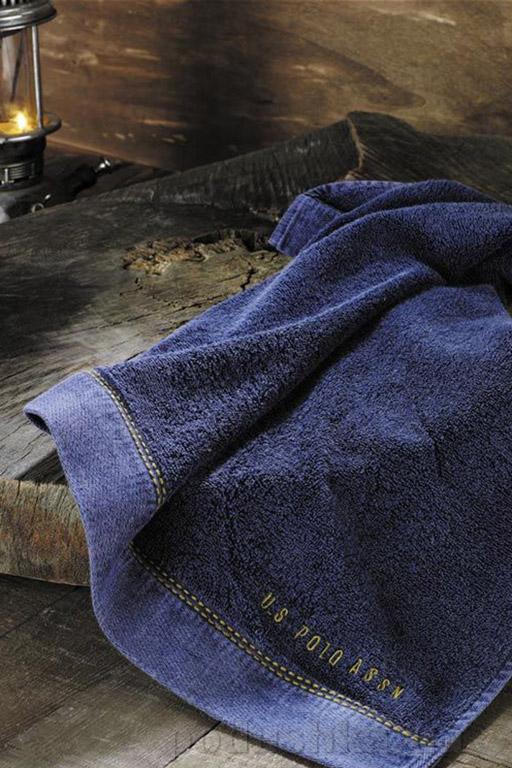 Набор полотенец U.S. Polo Assn Prescott синий