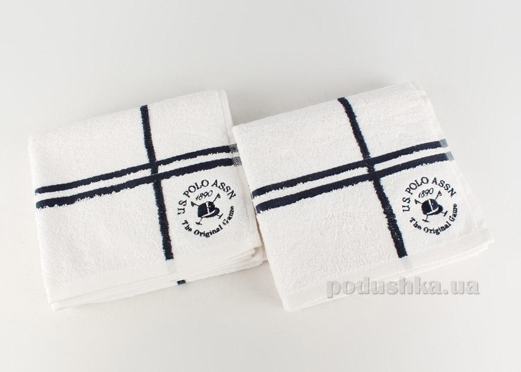 Набор полотенец U.S. Polo Assn Roswell синий