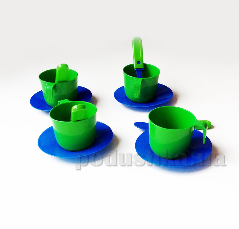 Набор посудки игрушечной Kinderway KW-04-430