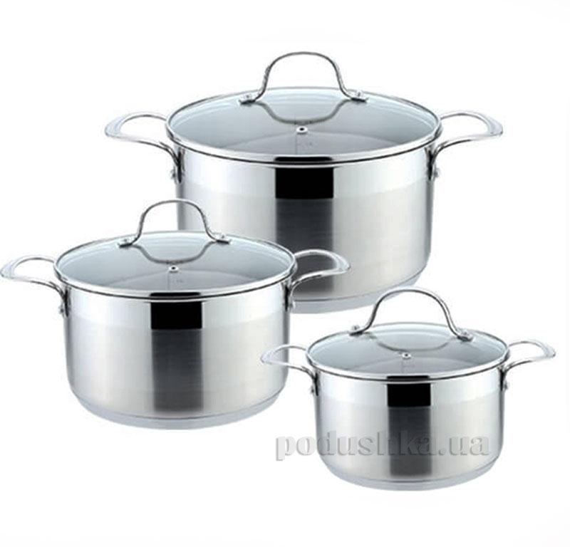 Набор посуды 6 предметов Maestro MR-3505-6М