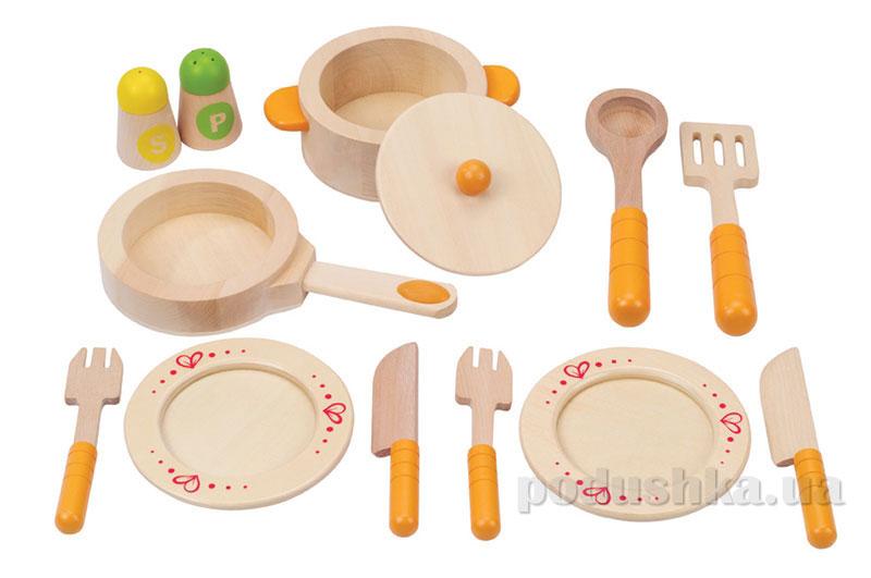 Набор посуды для кухни Hape E3103