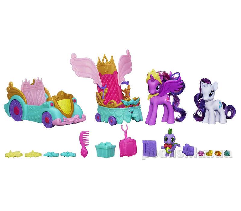 Набор Принцесса на автомобиле Hasbro My Little Pony